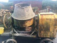 Benford diesel cement mixer