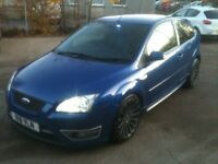 56 PLATE FORD FOCUS ST-2 83000MILES 3DR £4500