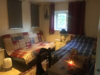 Studio flat to rent for short term