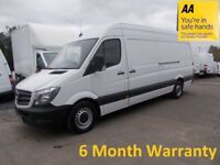 Mercedes Sprinter 313 2.1 CDI 3.5T LWB H/Roof***STUNNING LOOKING***