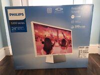 Philips 24PFS5231 24 Inch Full HD Bluetooth Speaker TV Monitor