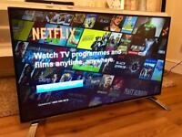 Toshiba Smart 4K Ultra HD WIFi LED TV with FREEVIEW PLAY