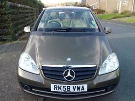 Mercedes A150 low mileages