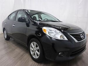 2012 Nissan Versa 1.6 SL (CVT) Bluetooth Local No Accidents