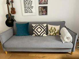 3seater sofa bed by Made