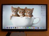 Mac Mini mid 2011 i5 & *BRAND NEW* 240gb SSD - includes 32inch TV - monitor