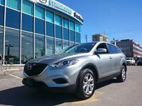 2014 Mazda CX-9 GS ALL WHEEL DRIVE LOW MILEAGE