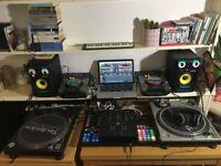 DJ Lessons in Bristol (£15/hour, first lesson free!) - CDJs, Traktor or Vinyl