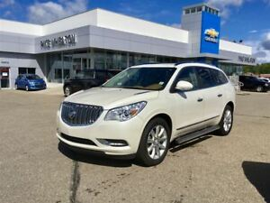 2013 Buick Enclave Premium with Sunroof and Navigation