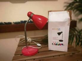 Poppy Red Table Lamp **STILL AVAILABLE**