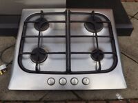 Bosch Natural gas four ring hob