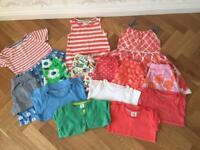 Preloved girls mini boden summer bundle 1 (age 5-6)