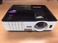 BENQ HD 1080 x 1920 PROJECTOR WITH SPARES BenQ MX613ST DLP 3D