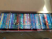 DISNEY DVDS £1.50