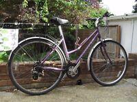 Dawes Mojave Ladies Hybrid bike 18 Speed ready to use (ladies)
