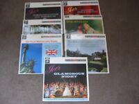 Collection of 7 LPs - Ivor Novello - EMI Studio 2 stereo- all mint condition - unplayed