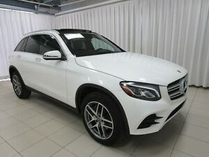 2019 Mercedes Benz GLC GLC300 4MATIC SUV w/ NAVIGATION, PANORAMI