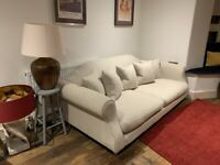 Loaf Sofa - 3 seater, sloucher - nearly new!