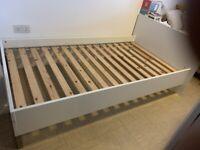 Single bed frame base