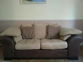 sofa and two armchairs** OFFERS WELCOME**