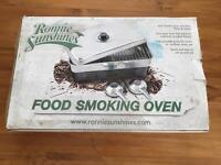 Ronnie sunshine food smoking oven