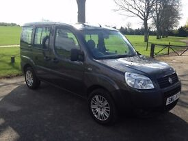 1 Owner Fiat DOBLO (2010) new shape MPV Full Service History MOT Hpi Clear - P/x Welcome