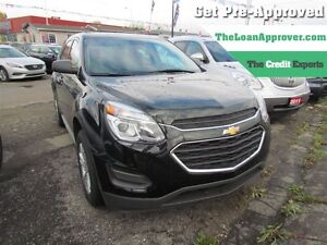 2016 Chevrolet Equinox LS | ONE OWNER | CAM | AWD London Ontario image 1