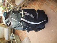 PING 14 WAY DIVIDER CART BAG