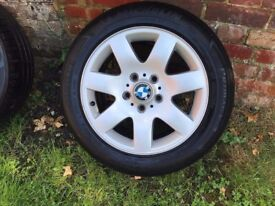 BMW 1, 3 SERIES WHEELS FROM E46