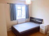 Double Room, Marylebone, Baker Street, Paddington, Edgware Road, Central London, bills included.