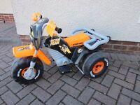 Childs INJUSA 6v Ride On Motor Trike