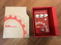 Tc Helicon Mic mechanic 2 Echo Delay Reverb Correction vocal effects stomp pedal
