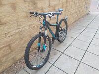 Cube WLS Hardtail - Ladies Mountain Bike