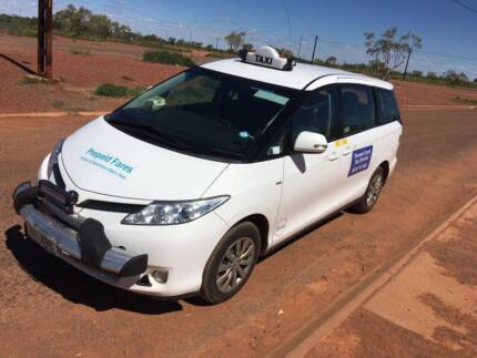 Taxi Businesses for sale  Northern Territory Tennant creek