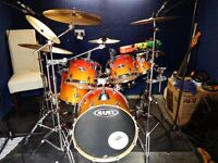 Mapex M Birch 6 piece kit for sale with loads of extras