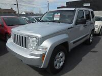 2010 Jeep Liberty SPORT 4X4 A/C MAGS