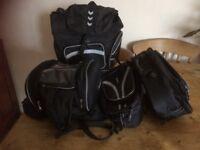 Motorbike bags - Buffalo