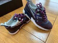 Bait diadora purple size 6