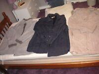 quality ladies' coats -excellent condition