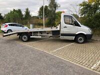 Mercedes Sprinter Recovery Truck