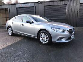 Mazda 6 2.2 SE-L Nav only £20 tax