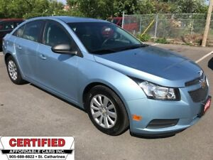 2011 Chevrolet Cruze LS 1SB ** AUX. IN, A/C **