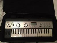 KORG microKORG XL with gator gig bag