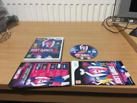 JUST DANCE 4 - SPECIAL EDITION- NINTENDO WII COMPLETE