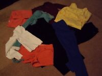 SIZE 6/8 TENAGERS CLOTHES VERY TRENDY