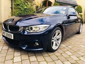 image for 2014 BMW 420i M Sport - audi a5 a4 m4 m3 mercedes vw golf gtd gti scirocco cc px warranty finance