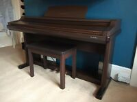 Technics PR 250 Digital Piano and Matching Stool