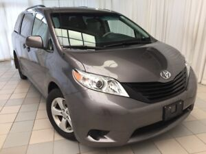 2014 Toyota Sienna 5DR 7-Pass FWD: Accident Free!