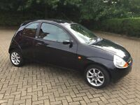 Ford KA... Low Mileage 25.000 miles
