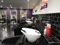 Hair Stylist Wanted North Lanarkshire